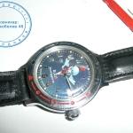 Ремонт на Командирски часовник