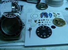Ремонт на часовник CERTINA - ETA 955.112