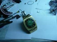 Ремонт на часовник OMEGA 1012