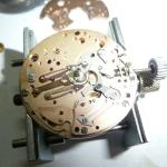 Профилактика на часовник Omega 1040
