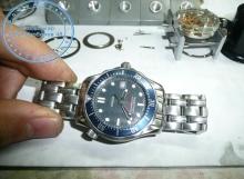 Профилактика на часовник Omega Seamaster 1538
