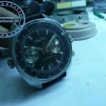 Профилактика на часовник 3133 POLJOT хронограф